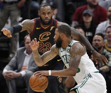 NBA: Cavaliers wyrĂłwnali stan w finale