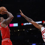 NBA. Chicago Bulls idą w tym sezonie jak burza