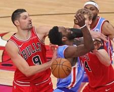 NBA. Chicago Bulls przerwali serię porażek