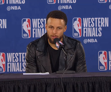 NBA. Curry (Golden State Warriors): Nie bierzemy niczego za pewnik. Wideo