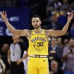 """NBA. Curry zdobył 51 punktów i miał 11 """"trójek"""""""