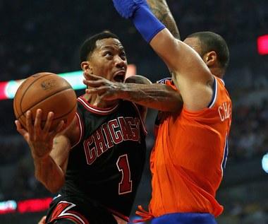 NBA: Derrick Rose nie zagra do końca sezonu