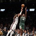 NBA. Dziewiąta z rzędu wygrana Bucks, 51 punktów Middletona