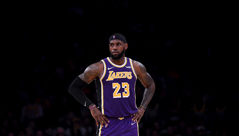 NBA: Fantastyczny powrót LeBrona Jamesa do Miami