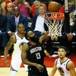 NBA. Houston Rockets wyrównali stan rywalizacji z Golden State Warriors w finale konferencji