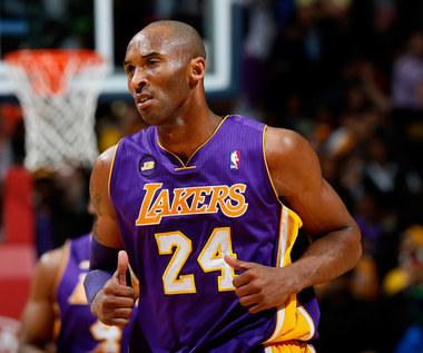 NBA: Kobe Bryant przedłużył kontrakt z Lakers