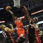 NBA: Koszykarze Miami Heat zatrzymani po 27 zwycięstwach z rzędu