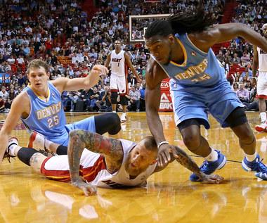 NBA - kryzys Miami Heat, znów porażka