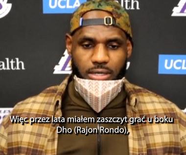 NBA. LeBron James o Marcu Gasolu: Widzi grę w podobny sposób, jak ja ją widzę. Wideo