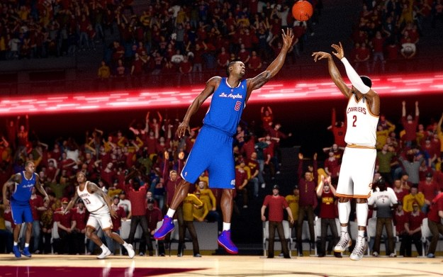 NBA Live 14 /materiały prasowe