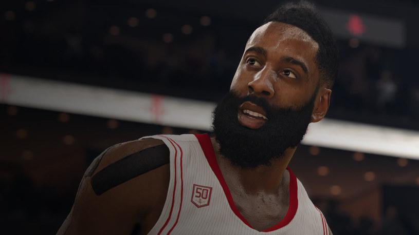 NBA Live 18 /materiały prasowe