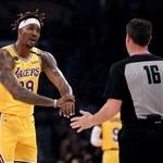 NBA. Los Angeles Lakers krok od wielkiego finału