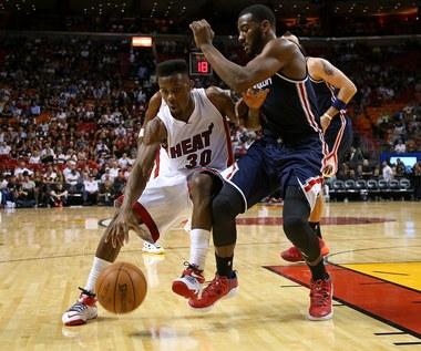 NBA: Miami Heat - Washington Wizards. Skrót meczu