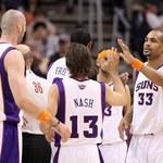 NBA: Nash przesądził o zwycięstwie Suns, 14 punktów Gortata
