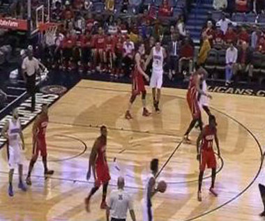 NBA: New Orleans Pelicans - Orlando Magic. Skrót meczu