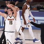 NBA. Nuggets w finale na Zachodzie, na Wschodzie Heat zaczęli od wygranej