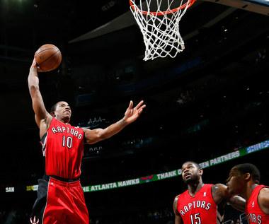NBA: Pacers zaczęli rok od porażki z Raptors