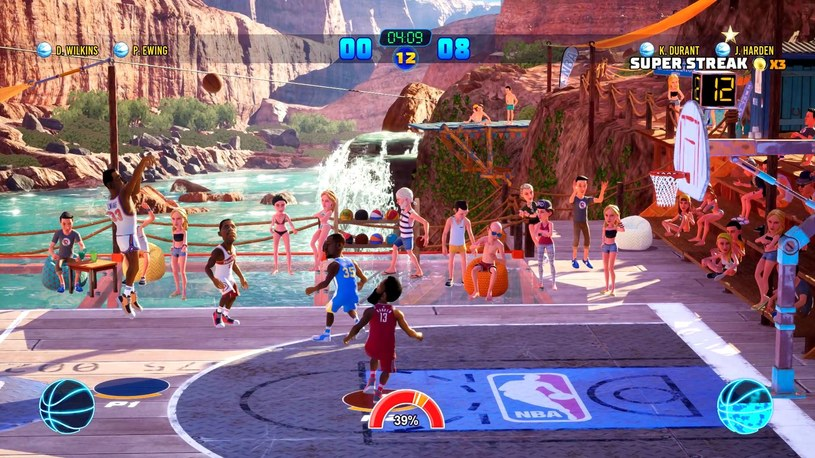 NBA Playgrounds 2 /materiały prasowe