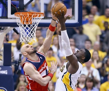 NBA: Popisowy mecz Gortata, porażka Wizards