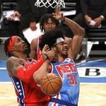 NBA. Porażka Lakers u siebie, Sixers pokonani w Nowym Jorku