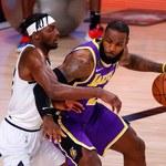 NBA. Przerwana seria zwycięstw Los Angeles Lakers