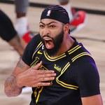 NBA. Rzut Anthony'ego Davisa równo z końcową syreną dał zwycięstwo Los Angeles Lakers
