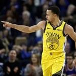 NBA. Stephen Curry zdobył 48 punktów, zwycięstwo Golden State Warriors