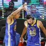 NBA. Stephen Curry znów błyszczy