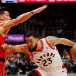 NBA. Toronto Raptors - Memphis Grizzlies 122:114