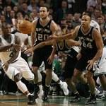NBA: W meczu na szczycie Celtics pokonali Spurs