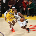 NBA. Warriors pokonali Rockets, derby Los Angeles dla Clippers