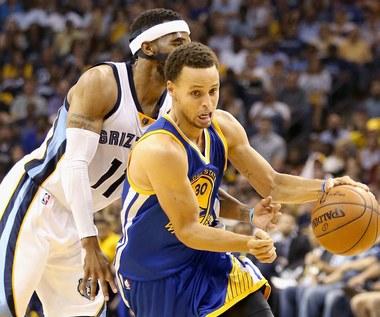 NBA: Warriors wyrównali stan rywalizacji z Grizzlies
