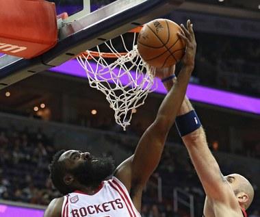 NBA. Washington Wizards przegrali w Houston. Dobry mecz Marcina Gortata