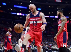 NBA. Washington Wizards przegrali z Golden State Warriors