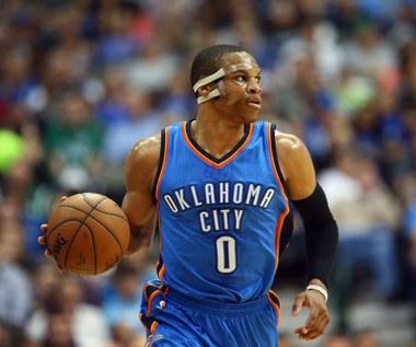 NBA: Westbrook najlepszym strzelcem sezonu zasadniczego, Gortat 84.