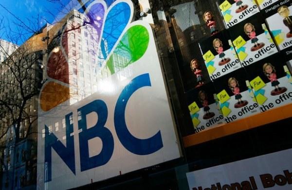 NBC straci na igrzyskach /AFP