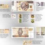 NBP prezentuje nowe banknoty 200 zł