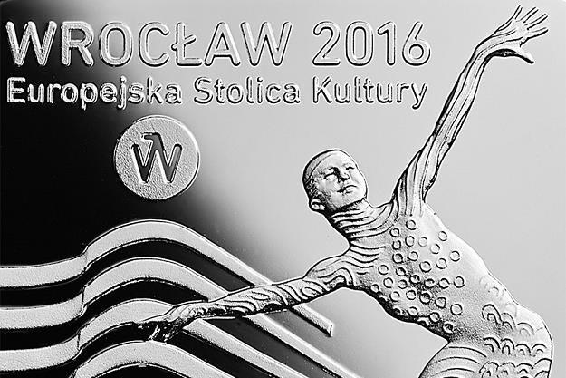 """NBP wprowadza do obiegu dwie monety kolekcjonerskie """"Wrocław - Europejska Stolica Kultury"""" /NBP"""