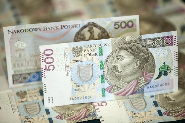 NBP zaprezentował banknot 500 zł /NBP