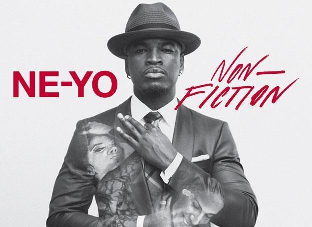 """Ne-Yo na okładce """"Non-Fiction"""" /"""