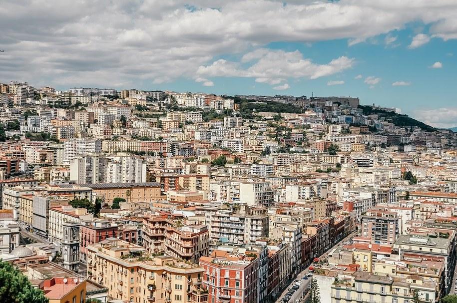 Neapol widziany z lotu ptaka (zdjęcie ilustracyjne) /foto. pixabay /