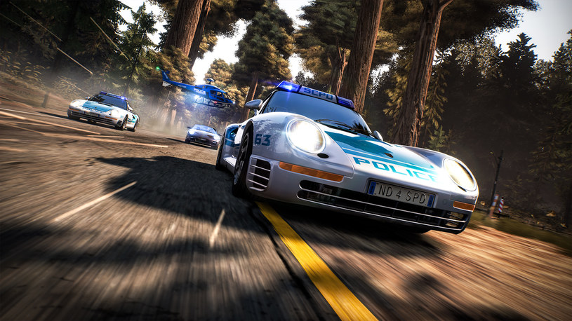 Need For Speed: Hot Pursuit Remastered /materiały prasowe