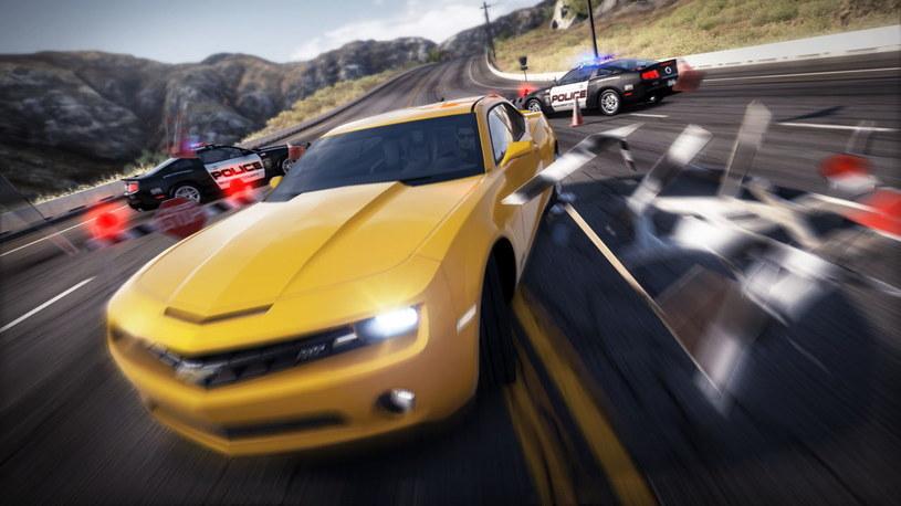 Need for Speed: Hot Pursuit z 2010 roku /materiały prasowe