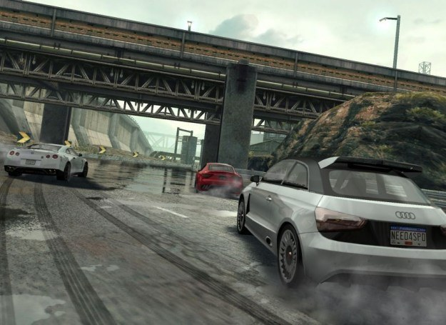 Need for Speed Most Wanted /materiały promocyjne
