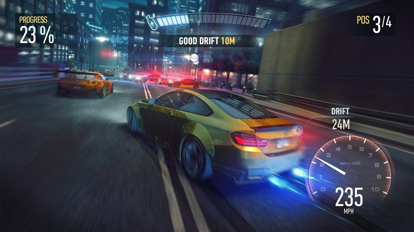 Need for Speed : No Limits /materiały prasowe