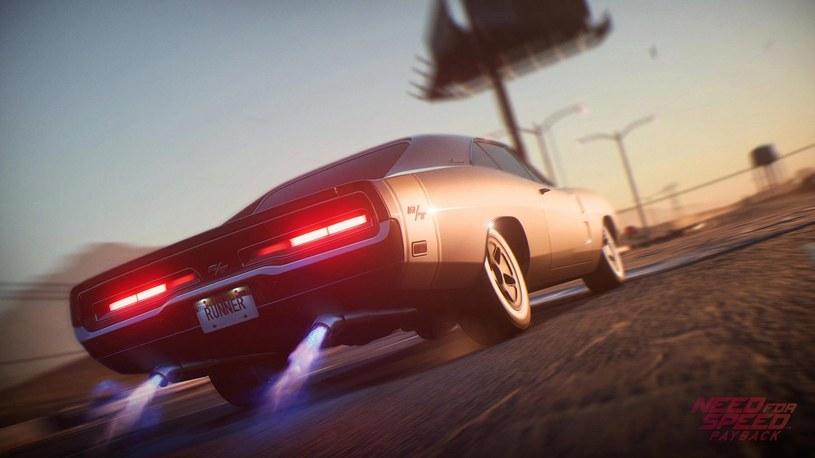Need for Speed Payback /materiały prasowe