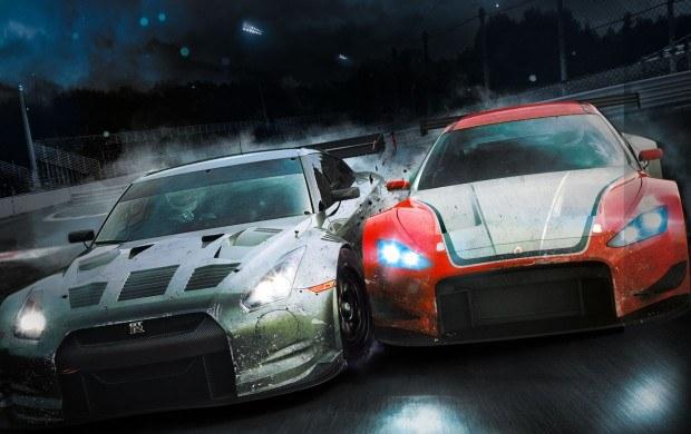 Need for Speed: Shift 2 Unleashed - motyw graficzny /Informacja prasowa