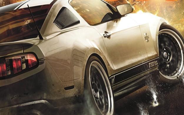 Need for Speed: The Run - motyw graficzny /Informacja prasowa