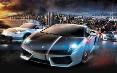 Need for Speed: World Online - motyw graficzny /Informacja prasowa
