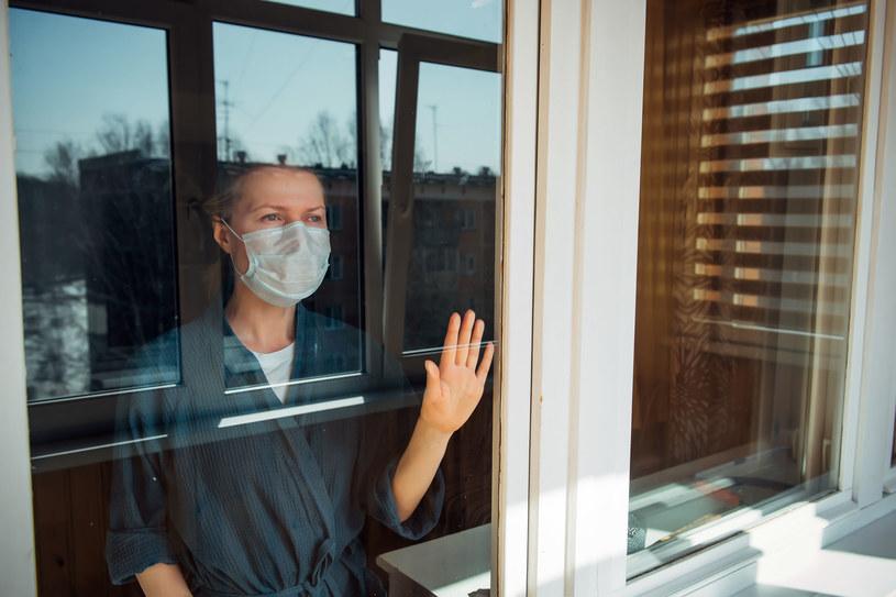 Negatywny impakt psychologiczny pandemii będzie dla wielu osób ogromnym ciężarem przez miesiące lub nawet dłużej /123RF/PICSEL